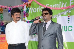 CMD with Mr.Selvakumar