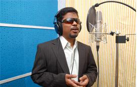 ilango professional singer